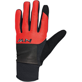 Northwave Power 3 Bike Gloves red/black